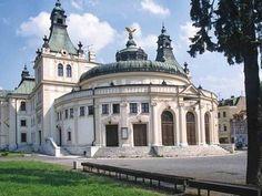Spisska Nova Ves Slovaquie Le théâtre Reduta Heart Of Europe, Nova, European Countries, Central Europe, Bratislava, Capital City, Czech Republic, Homeland, Hungary