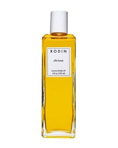For a beauty splurge, try Linda Rodin's cult-favorite. Put a few drops of her Oilo Lusso for body—with calming jasmine and nourishing neroli—into your bath to sooth parched skin. Olio Lusso, $130, oliolusso.com. - MarieClaire.com
