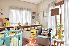 A decoração do quarto infantil é um momento especial na vida dos pais e das crianças. Criar ou repaginar um ambiente pode, a princípio, ser um desafio, mas não deixa de ser prazeroso e recompensador.
