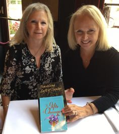 Lunch with Sherry Beck Paprocki ASJA President during Birthday Book Tour