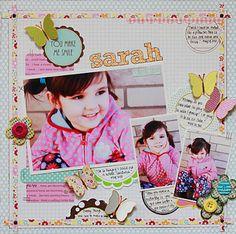 happy birthday to Sarah!
