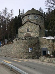 Segantini Museum - St. Moritz, Switzerland