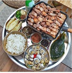 K Food, My Favorite Food, Favorite Recipes, Aesthetic Food, Korean Food, I Love Food, No Cook Meals, Asian Recipes, Delish