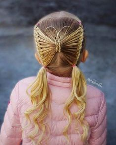 11 Crazy Hair Day Tutorials For Girls {hot or not?} 11 Crazy Hair Day Tutorials For Girls {hot or not?} – Tip Junkie 11 Crazy Hair Day Tutorials For Girls {hot or not?} 11 Crazy Hair Day Tutorials For Girls {hot or not?} – Tip Junkie Cute Girls Hairstyles, Pretty Hairstyles, Braided Hairstyles, Crazy Hairstyles, Toddler Hairstyles, Hairdos, Easy Little Girl Hairstyles, Female Hairstyles, Teenage Hairstyles