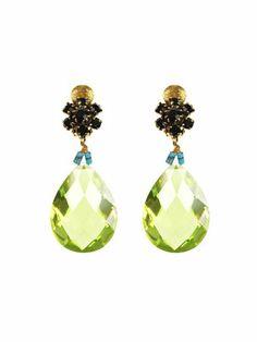 Ginette Earrings by Dicha Mia
