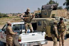 Expresso   Fallujah já fez tombar mais de 130 soldados iraquianos