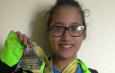 This 12-Year-Old Signed Up for a 5K and Accidentally Ran a Half-Marathon