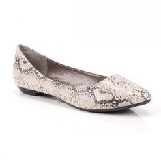 Kjøp NA KD Strappy Pointy Sandals Snake sko Online | FOOTWAY.no