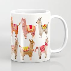littlealienproducts:Alpacas Mugby Cat Coquillette