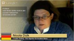 """Frau Nicola Dülk im Interview zum Thema """"mehr Online-Erfolg durch professionelle Texte & Bilder"""". Youtube Kanal, Marketing, Interview, Social Media, Google, Psychics, Things To Do, Night, Woman"""