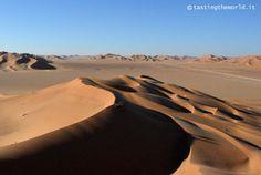 Rubʿ al-Khālī (Quarto Vuoto), il deserto dell'Oman