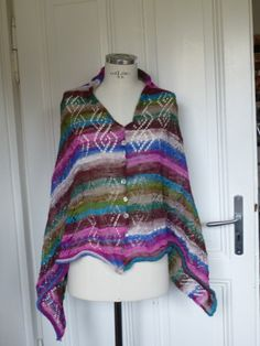 Strickpackung Next Lace-Cape I