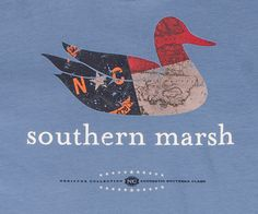 Southern Marsh Collection — Southern Marsh Authentic Heritage Collection - North Carolina