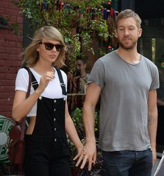Taylor Swift Just Shut Down Those Calvin Harris Breakup Rumors With a Single Fav