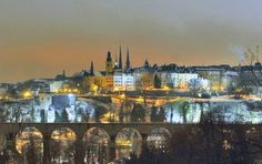 Activities in Luxembourg for cold winter months