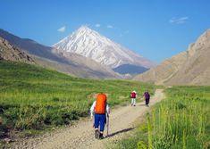 Hike to Damavand Visit Iran, Walking Paths, Mountaineering, Rock Climbing, Hot Springs, Hiking Trails, Rocky Mountains, Trekking, Tours