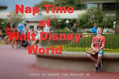 Nap Time at Walt Disney World: The best places to catch a nap or some down time IN the parks | Disney Trip Tips
