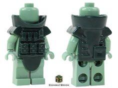 Lego EOD Juggernaut Body Armor / Explosive Ordinance Disposal Suit - Prototype