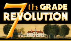7th Grade Revolution | Liana Gardner