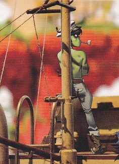Murdoc is a Sexy Beast - murdoc-niccals Photo