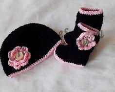Set gorra y botas