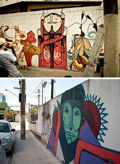 Grafites Brasileiros