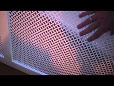 Billedresultat for radiatorskjuler under terasso vindueskarm