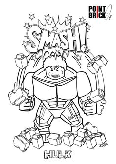 coloring pages lego super heroes.html
