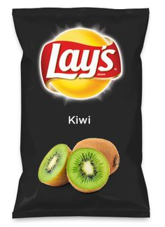Wouldn't Kiwi be yummy as a chip? Lay's Do Us A Flavor is back, and the search is on for the yummiest flavor idea. Create a flavor, choose a chip and you could win $1 million! https://www.dousaflavor.com See Rules.