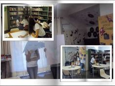 Sala de Leitura - Diretoria de Ensino de Barretos - Município de Olímpia - Escola Anita Costa Dona.