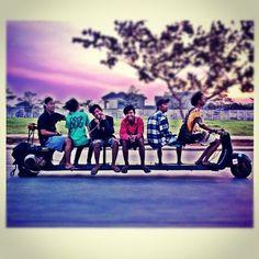 indonesia ride