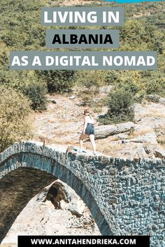 Maybe you have travelled to Albania and you found it a great European destination for to live in, great, now what?  Here's exactly what it's like living in Albania as a digital nomad. If you're looking at the best digital nomad destinations, then check out this Balkan travel destination. Here's a truthful look into Albania culture, Albania travel, Albania budget and more! #visitalbania #ksamil #saranda #balkantravel Albania Beach, Albania Travel, Visit Albania, Europe Travel Outfits, Europe Travel Guide, Travel Tips, Travel Destinations, European Destination, New Zealand Travel