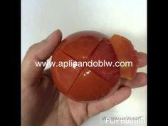 Receta de salsa de tomate | Aplicando BLW