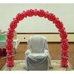 Baby Shower Balloon Arch Baby Shower Balloons, Balloon Arch