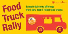 Brooklyn Food Truck Rally is back! Head to Grand Army Plaza on the third Sunday of every month to sample treats from New York's best food trucks.