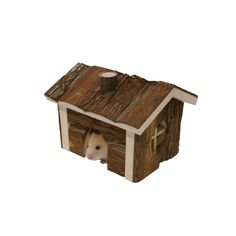 Rosewood Forest Cabin   Toys & Accessories   Small Animal   Pets Corner   Pets Corner