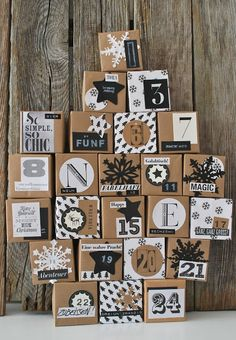 Love this decorative ditty…let the count down begin