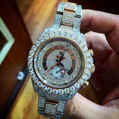 Audemars Piguet 41mm Bust Down Vvs Only Photo Diamondclubmiami Men S Watches Timepieces