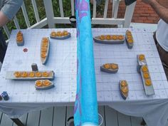 Is this battleship beer pong?? If so, we have to play this!!!