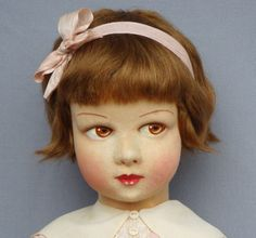 Antique Dolls, Vintage Dolls, Felt Dolls, Baby Dolls, Oh Sheila, Doll Wigs, Bitty Baby, Dimples, Venus