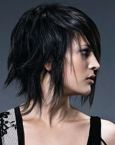 Punk Medium Hair Styles