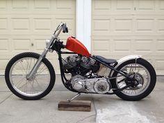 Harley Davidson Shovelhead chopper bobber   eBay