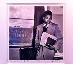 Nelson Mandela 1952Jurgen Schadeberg