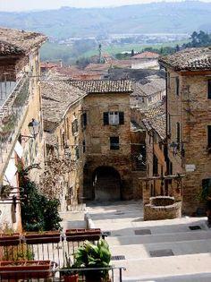 Corinaldo, Italy | Fotos de Corinaldo - Imágenes de Corinaldo
