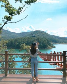 Nature Aesthetic, Korean Aesthetic, Aesthetic Girl, Korean Beauty Girls, Korean Girl Fashion, Instagram Pose, Instagram Story Ideas, Photography Poses Women, Nature Photography