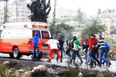 Dozens injured during West Bank clashes - The Palestinian Information Center