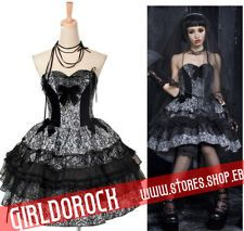 Jo- GOTHIC ROSE LOVE LOLI Princess Sleeveless DRESS LQ019 M