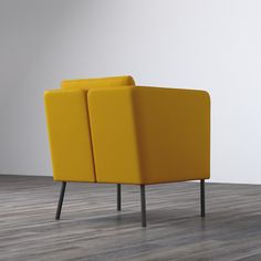 IKEA offers everything from living room furniture to mattresses and bedroom furniture so that you can design your life at home. Check out our furniture and home furnishings! Ikea Armchair, Yellow Armchair, Yellow Chairs, Furniture Making, Home Furniture, Laminated Veneer Lumber, Ikea Stockholm, Ikea Ps, Mousse Polyuréthane