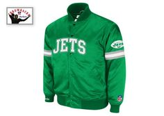 NY Jets Backup Satin Traditional