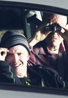 Breaking Bad / Jesse and Walt